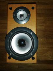 Hifi Stereo-Regalboxen