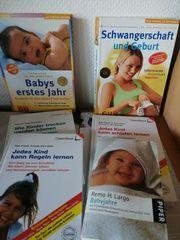 Bücher über Schwangerschaft Geburt und