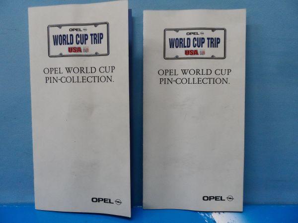 OPEL - CORSA WORLD CUP - PIN -