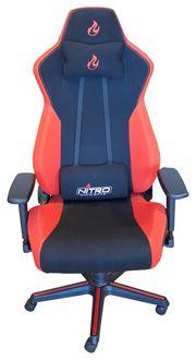 Nitro Concepts S300 Gamingstuhl Bürostuhl