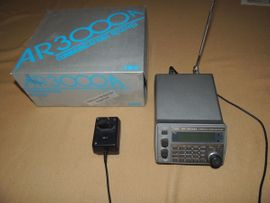 CB, Amateurfunk - Funkscanner AR-3000A