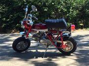 Honda Monkey Z50A 64 km
