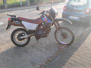 Honda XL600 Bj 1987 Oldtimer