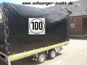 PKW MARKEN - Anhänger 3100 x