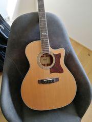 Cort GA5F NS Akustik Westerngitarre