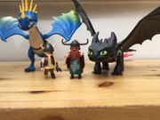 Playmobil Dragons Ohnezahn Sturmpfeil