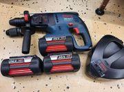 Bosch Akku Bohrhammer GBH36VF-LI SDSplus
