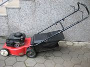 Starker Benzin-Rasenmäher mit Metall-Gehäuse Breite
