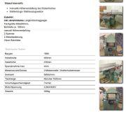 Bandschleifmaschine Kreissäge Hobelmaschinee