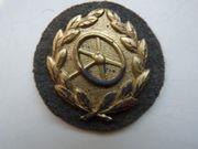 Orden Kraftfahrbewährungsbzeichen Goldstufe WK 2