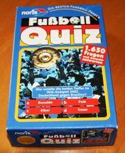 Spiel Fußball-Quiz mit 1 650 Fragen