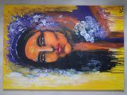 Acrylbild Oriental Princess
