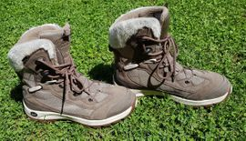 Schuhe, Stiefel - Jack Wolfskin Icy Park Texapore