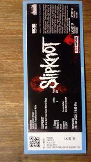 Slipknot Frankfurt Festhalle