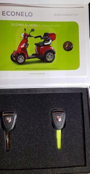 Elektromobil Seniorenmobil Elektroquad
