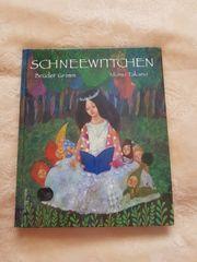 Schneewittchen Grimms Märchen Buch