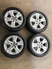 1er BMW Original 16Zoll Alufelgen