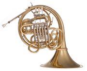 Bb F Doppelhorn Meister Hans