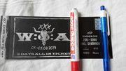 Wacken Ticket u Mitfahrgelegenheit WOA