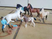 Schleich Pferde Set aus 2013
