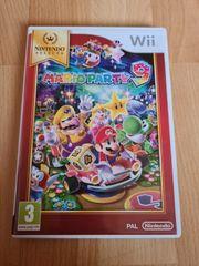 Nintendo Wii Spiel Mario Party