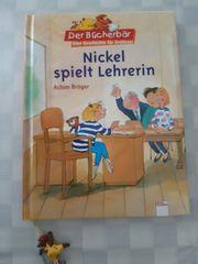 Buch Nickel spielt Lehrerin