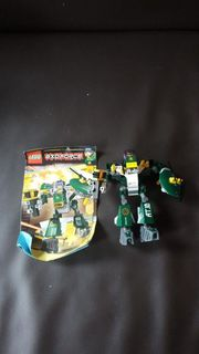 Lego 8100 Exo-Force mit Bauanleitung