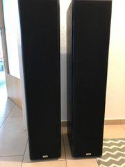 Heco Standboxen 4-Wege-Lautsprecher