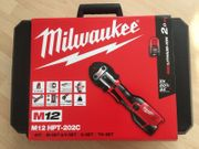 Milwaukee Akku Presswerkzeug M12 HPT