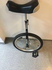 Einrad Frisbone schwarz