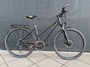 Rixe Premium Alu-Cityrad Trekkingrad 28