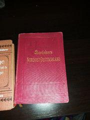 Alte Bücher 1914