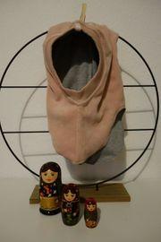 inkl Versand rosafarbene Huttelihut Mütze