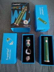 e-zigarette Freemax Twister set nur