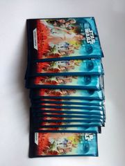 Star Wars Sammelkarten 16 Päckchen