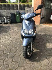Yamaha neos 50er mit Kennzeichen