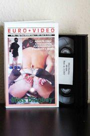Erotik Film - Miss Disobey - VHS