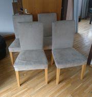 4 Stühle IKEA Henriksdal
