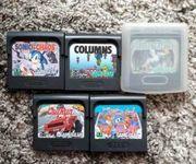 Sega Game Gear Spiele Diverse
