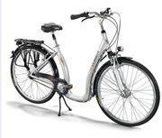 Fahrrad Tiefeinsteiger tiefer Einstieg