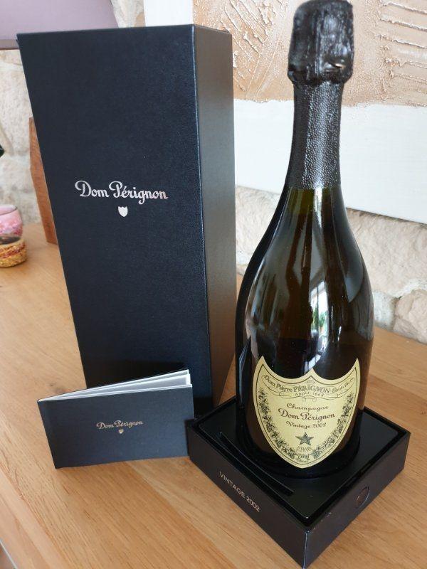 Champagner Dom Perignon 2002
