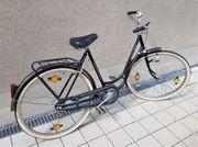 Fahrrad Mars Touspo Fahrbereit