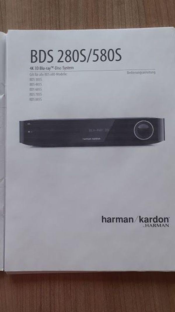 Harman-Kardon BlueRay