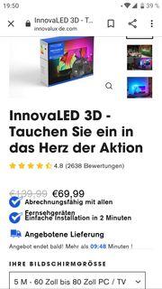 Innovaled 3D für 60 bis