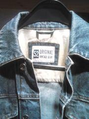 Jeansjacke zu verkaufen