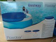 Neue Abdeckplane für Bestway Pool