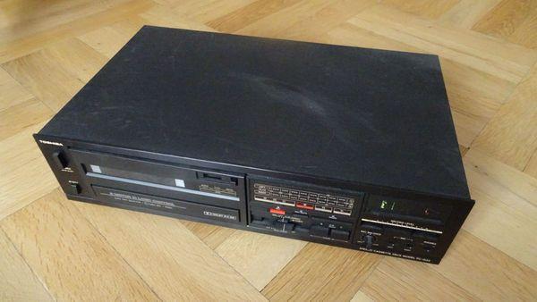 Tapedeck Kassettendeck Kassettenrekorder