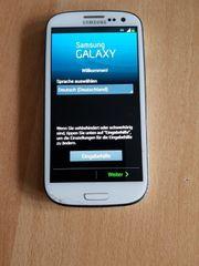 Samsung Galaxy S III weis