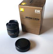 Nikon AF Fisheye-Nikkor 10 5mm