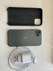 iPhone Pro Max - Nachtgrün wie